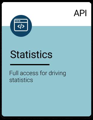 Driving statistics
