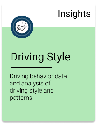 Driving style